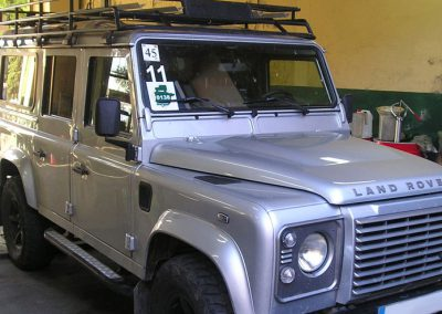 Fotos Land Rover
